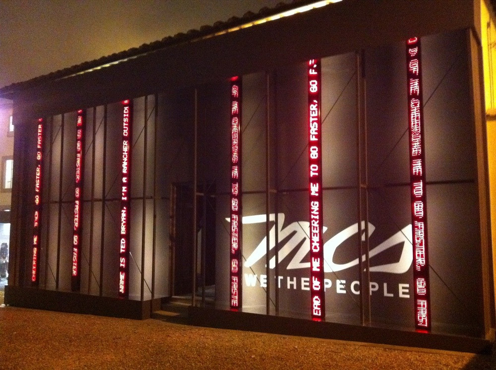 Stand Firenze - Artes Group per Mcs n°2