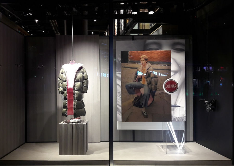 Shop window Milano - Artes Group per Colmar n°5