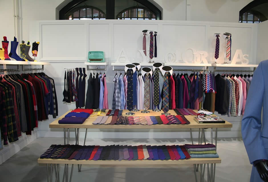 Stand Firenze - Artes Group per Thomas Pink n°5