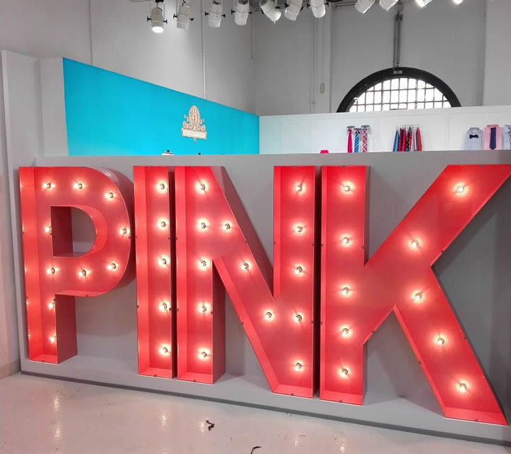 Stand Firenze - Artes Group per Thomas Pink n°1