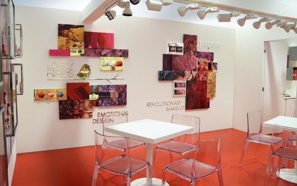 Stand Cannes - Artes Group per Pupa n°1