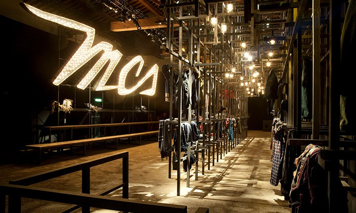 Shop interior Milano - Artes Group per Mcs